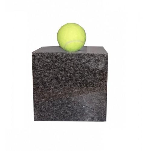 honden urn tennisbal